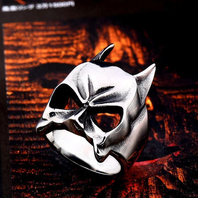 The Bat Mask Ring