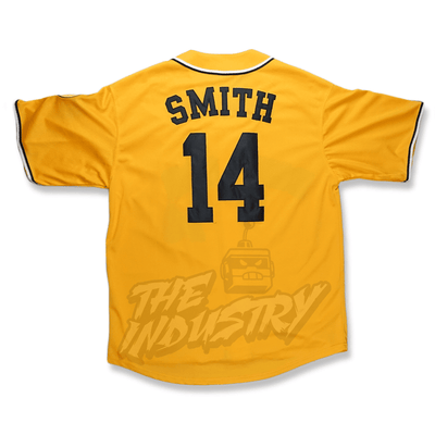 Fresh Prince Of Bel-Air - Will Smith #14 Baseball Jersey