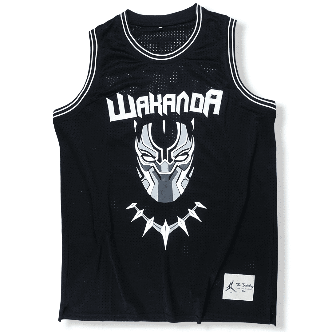The Black Panther Jersey - By The Industry
