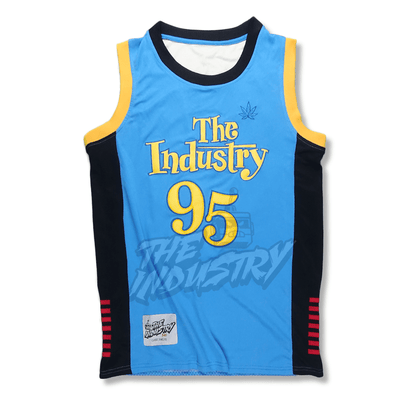THE INDUSTRY | FRIDAY/SMOKEY BASKETBALL JERSEY