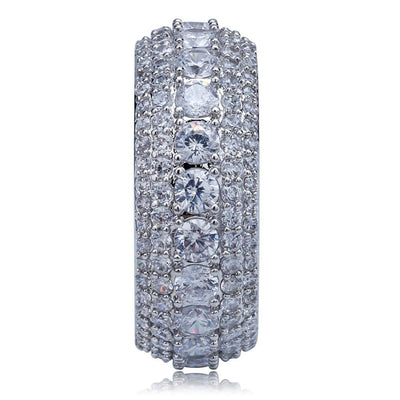 Lab Diamond Eternity Ring