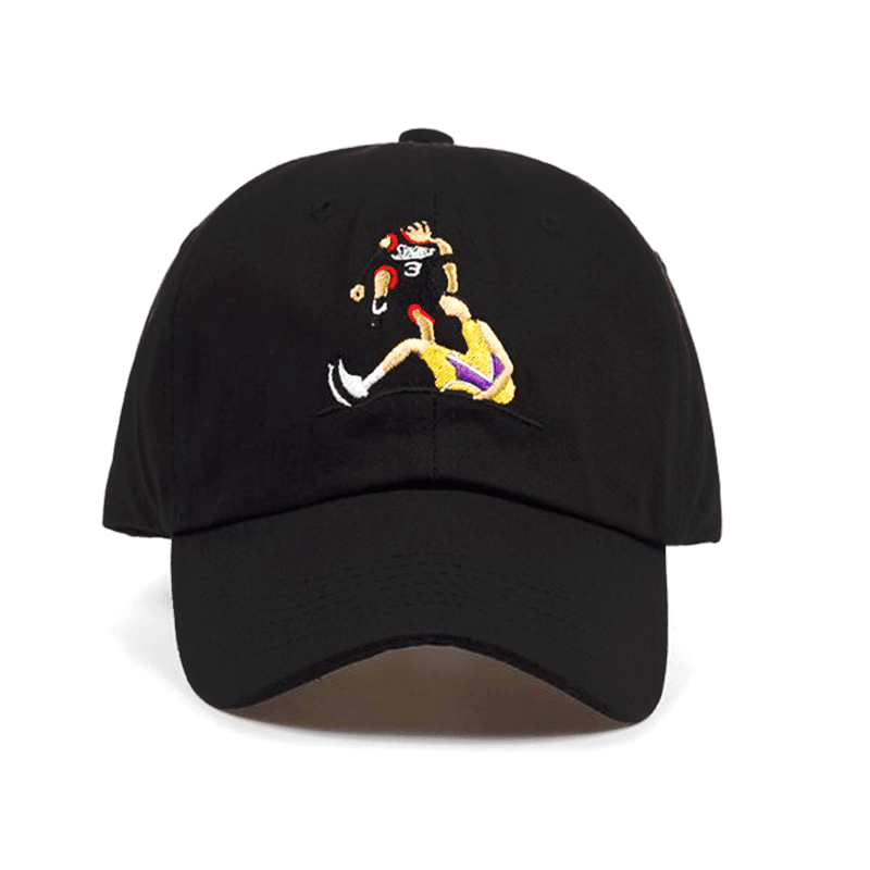 save off 0e3f9 8d6db Allen Iverson Step Over Dad Hat