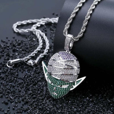 Piccolo Pendant + Necklace