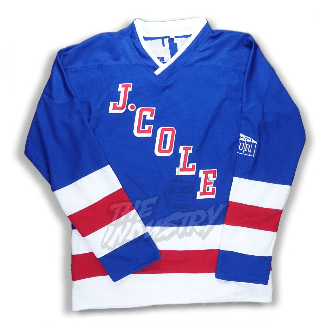 J. Cole - Forest Hills Dr Hockey Jersey