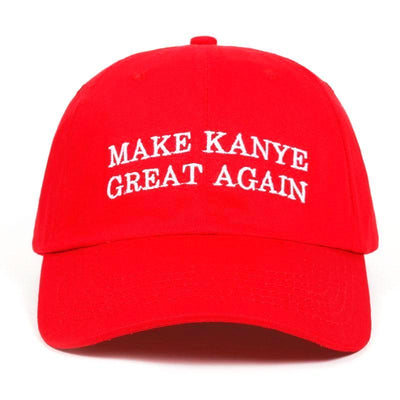 Make Kanye Great Again Dad Hat