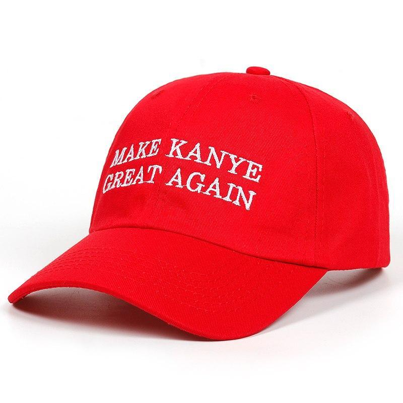 Make Kanye Great Again Dad Hat - Industry Pieces 42ad5ea9653