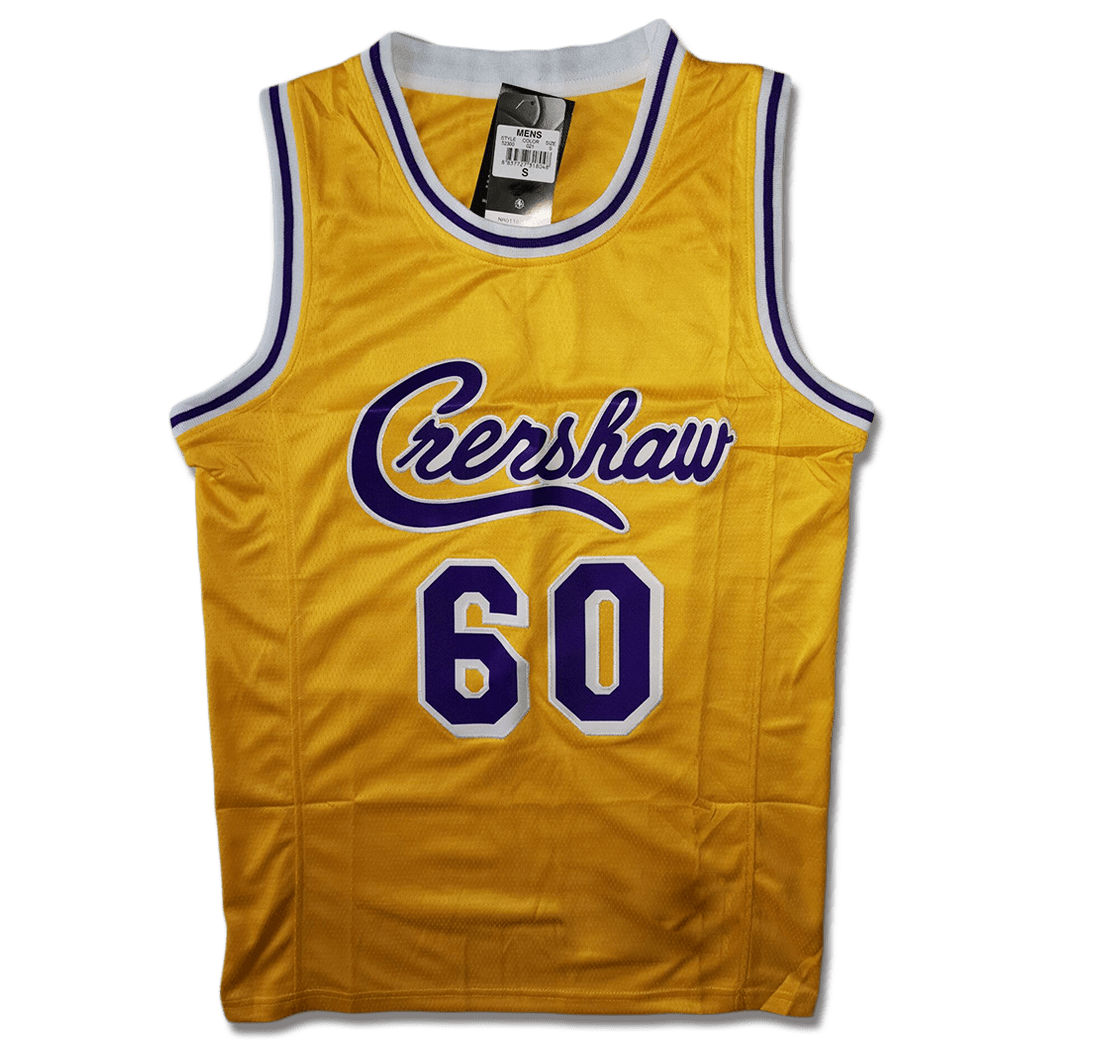 🔥🏁 Black Friday Exclusive - Nip The Great - #60 Basketball Jersey