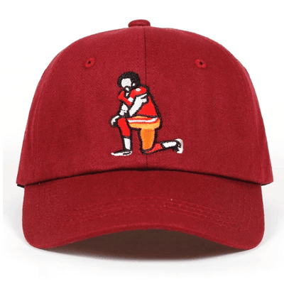 Kaepernick Kneel Dad Hat