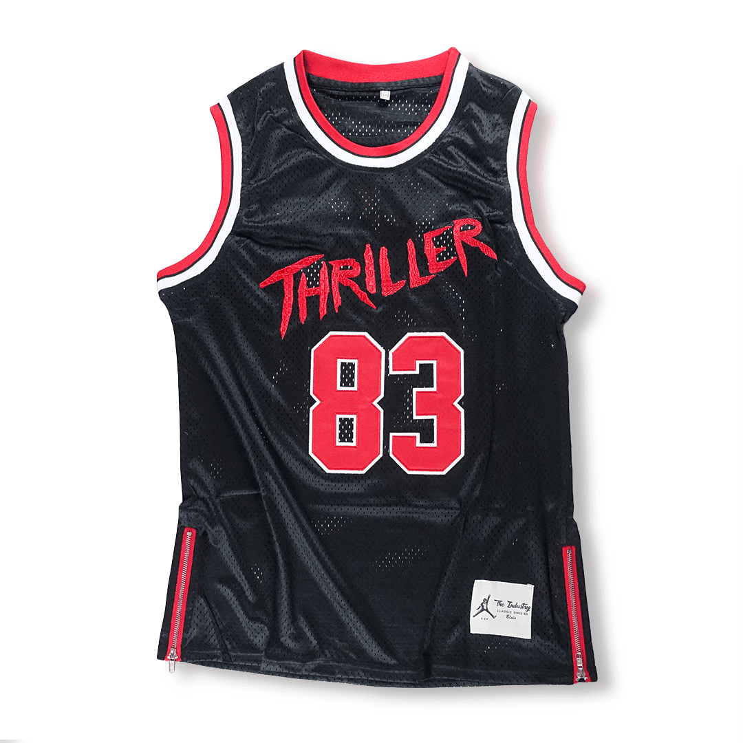 S The Thriller Jersey V.1 - By The Industry - Industry Pieces