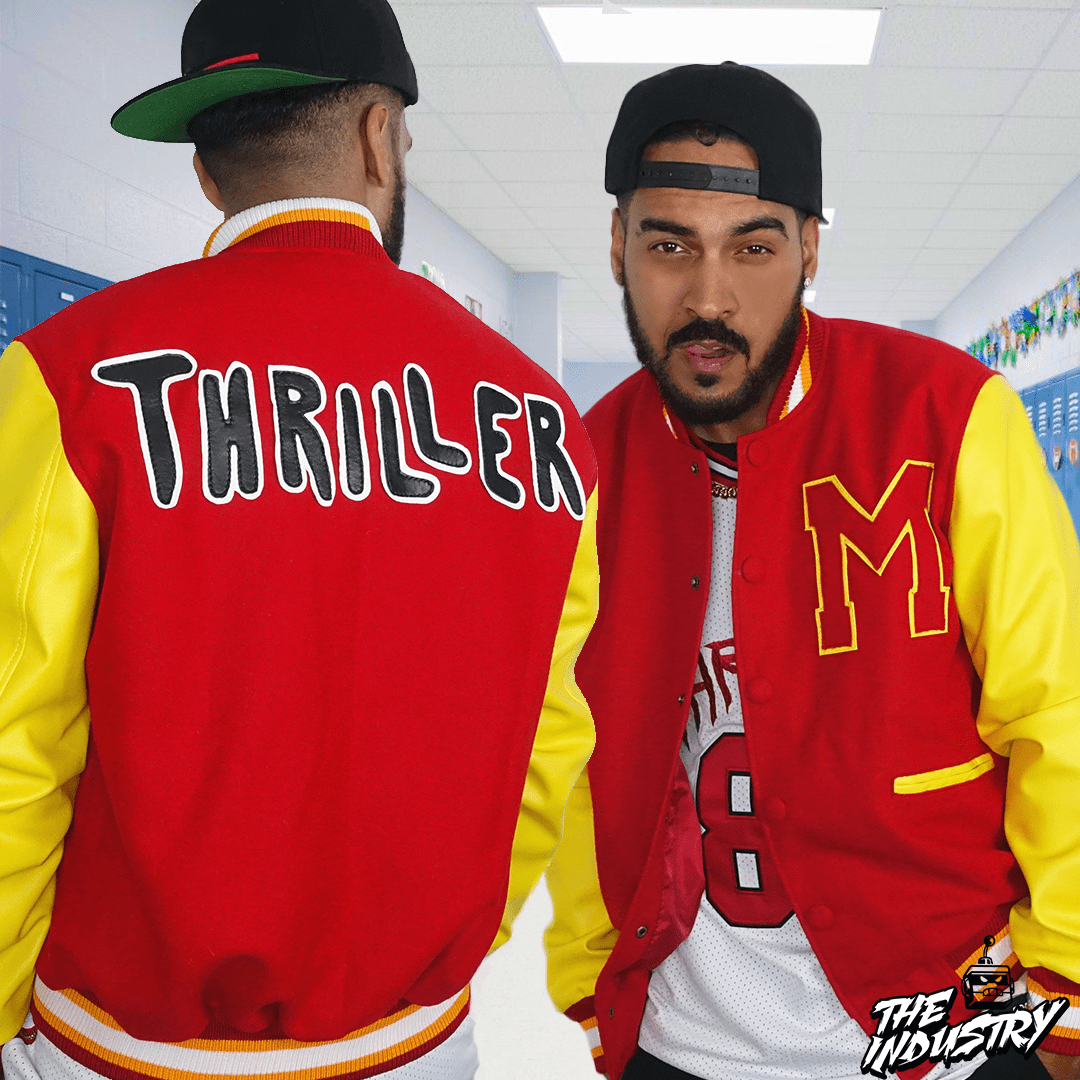 The Thriller Letterman Jacket