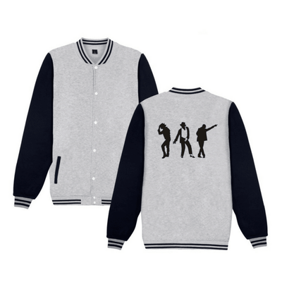 The Moonwalk Varsity Jacket