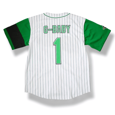 Hardball - G-Baby - #1 Kekambas Baseball Jersey - Industry Pieces
