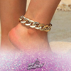 Big Cuban Anklet