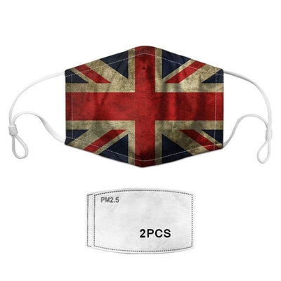 United Kingdom - Face Mask - Industry Pieces