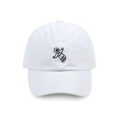 Space Man Dad Hat