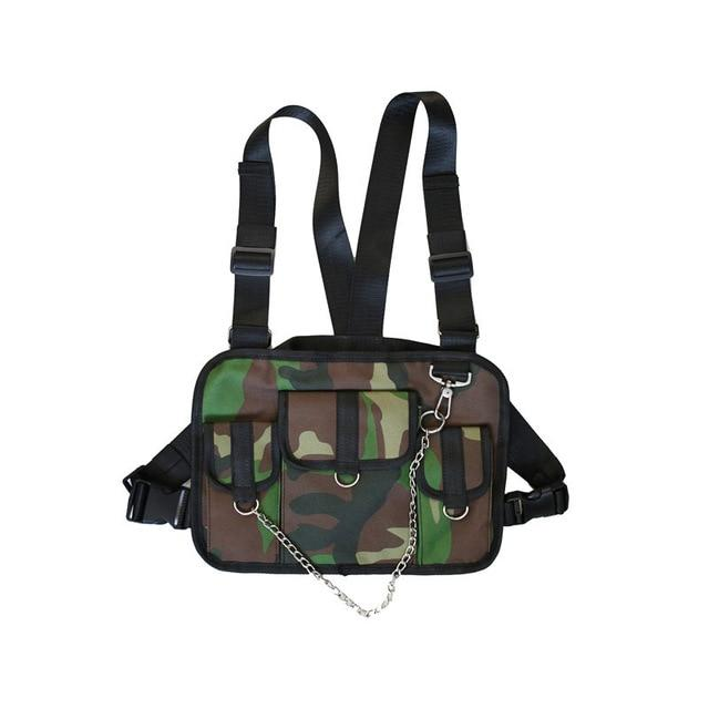 Tally Harness Chest Rig Bag