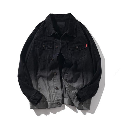 Icon Gradient Jean Jacket