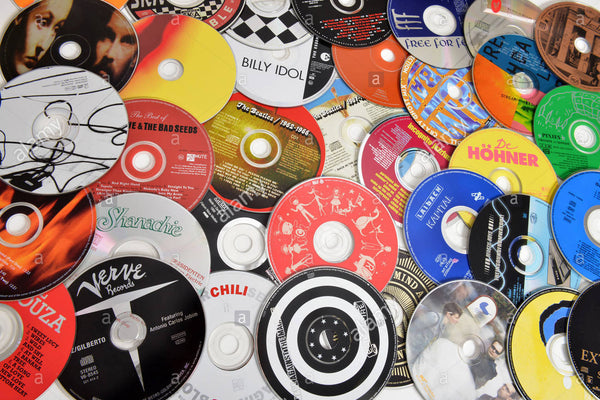 CD & DVD Fair / Sale at Lulie Street Tavern