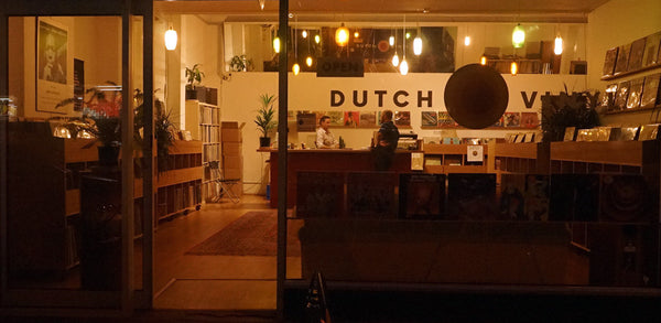 Dig at Dusk at Dutch Vinyl