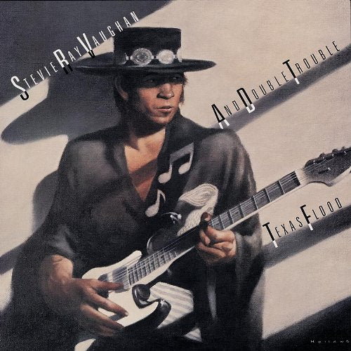 Texas Flood – Stevie Ray Vaughan & Double Trouble (LP, Vinyl Record Album)