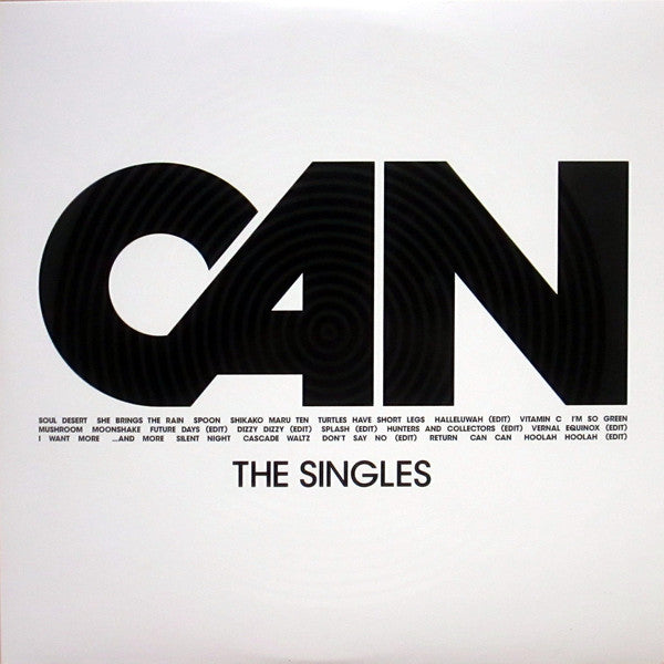 The Singles – Can (Vinyl record)