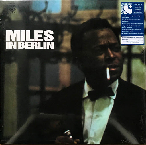 Miles Davis – Miles In Berlin (LP, Vinyl Record Album)