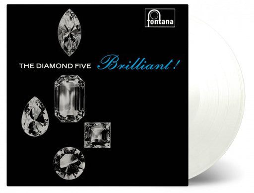 Brilliant! – The Diamond Five (Vinyl record)