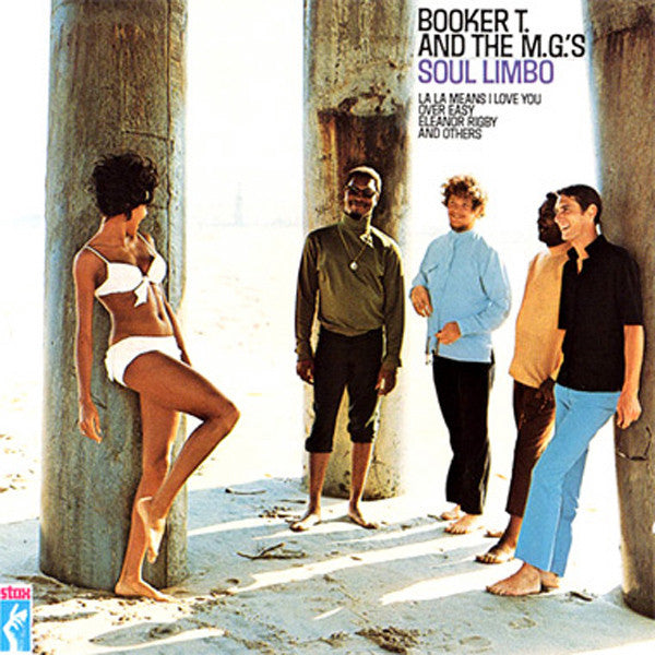 Soul Limbo – Booker T & The MG's (Vinyl record)
