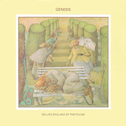 Selling England By The Pound – Genesis (LP, Vinyl Record Album)