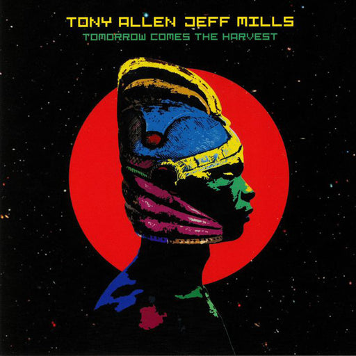 Tony Allen, Jeff Mills – Tomorrow Comes The Harvest (LP, Vinyl Record Album)
