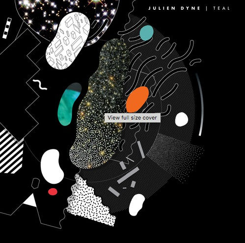 Teal – Julien Dyne (LP, Vinyl Record Album)