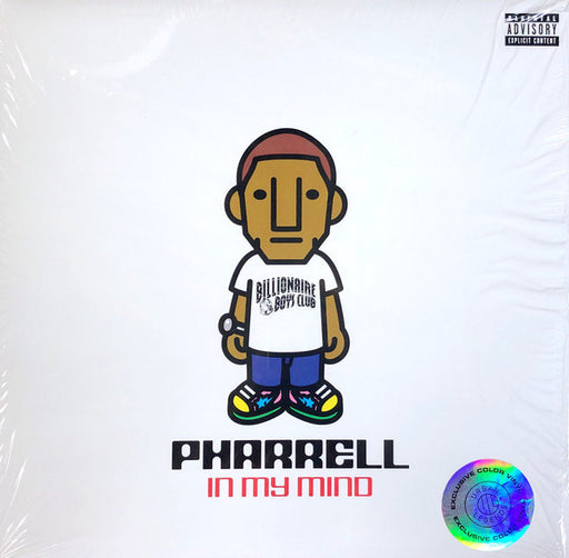 Pharrell Williams – In My Mind (LP, Vinyl Record Album)