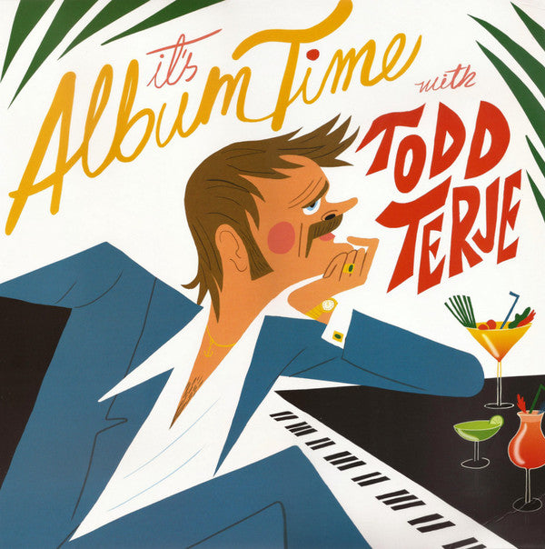Todd Terje – It's Album Time (LP, Vinyl Record Album)