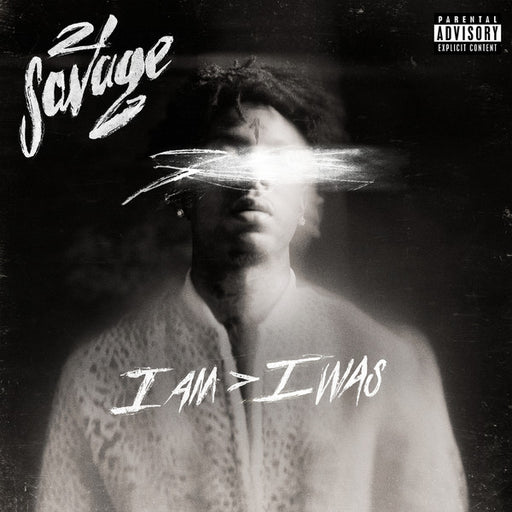 21 Savage – I Am > I Was (LP, Vinyl Record Album)