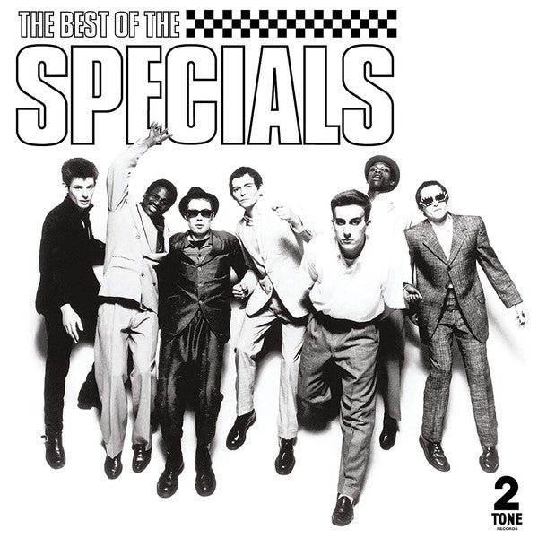 The Best Of The Specials – The Specials (LP, Vinyl Record Album)
