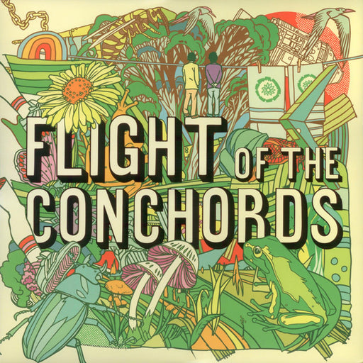 Flight Of The Conchords – Flight Of The Conchords (Vinyl record)