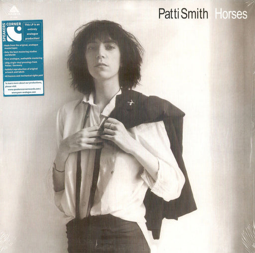 Patti Smith – Horses (LP, Vinyl Record Album)