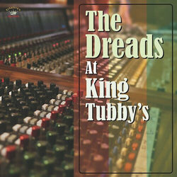 The Dreads At King Tubby's – Various (LP, Vinyl Record Album)