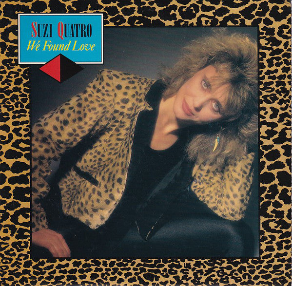 We Found Love – Suzi Quatro (LP, Vinyl Record Album)