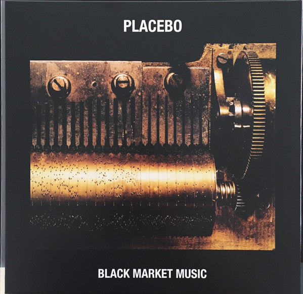 Placebo – Black Market Music (LP, Vinyl Record Album)