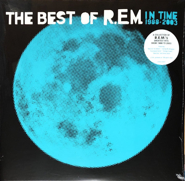 R.E.M. – In Time: The Best Of R.E.M. 1988-2003 (LP, Vinyl Record Album)