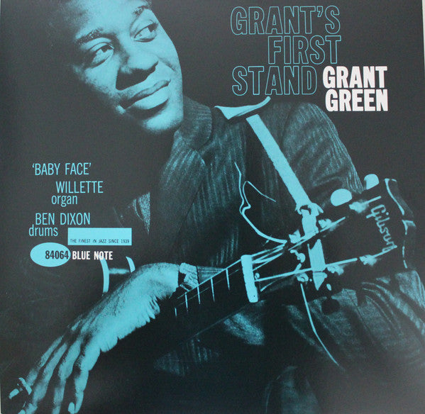 Grant's First Stand – Grant Green (LP, Vinyl Record Album)