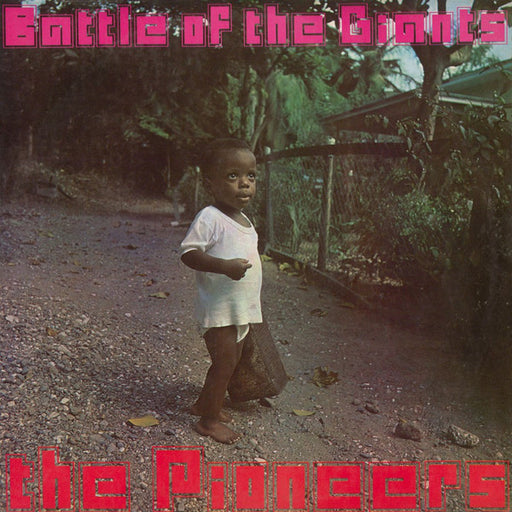 Battle Of The Giants – The Pioneers (LP, Vinyl Record Album)