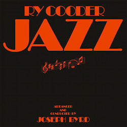 Ry Cooder – Jazz (LP, Vinyl Record Album)