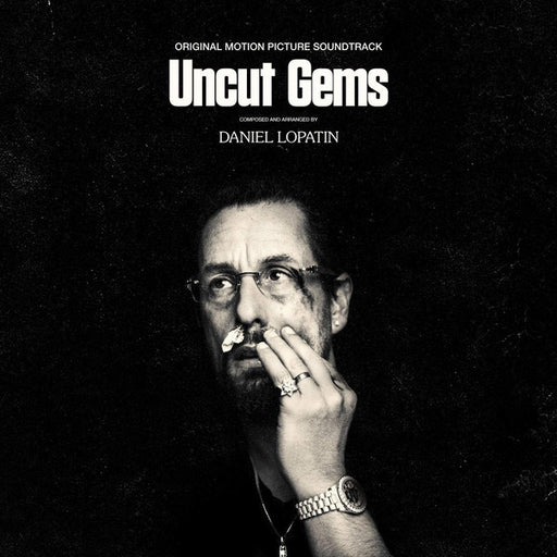 Daniel Lopatin – Uncut Gems (Original Motion Picture Soundtrack) (LP, Vinyl Record Album)
