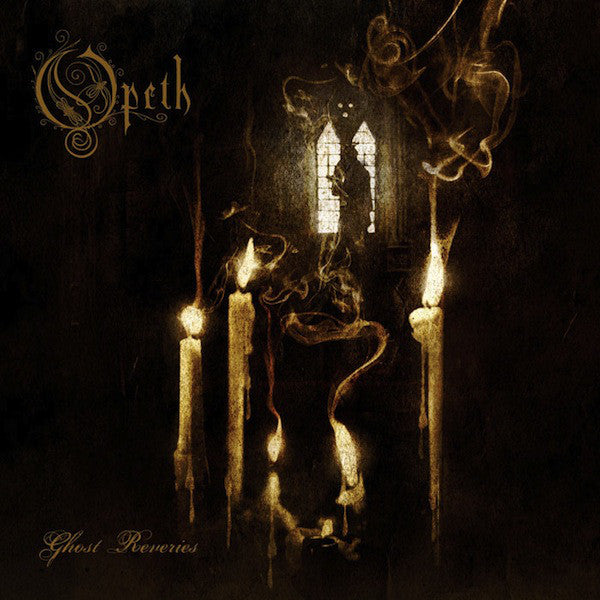 Opeth – Ghost Reveries (LP, Vinyl Record Album)