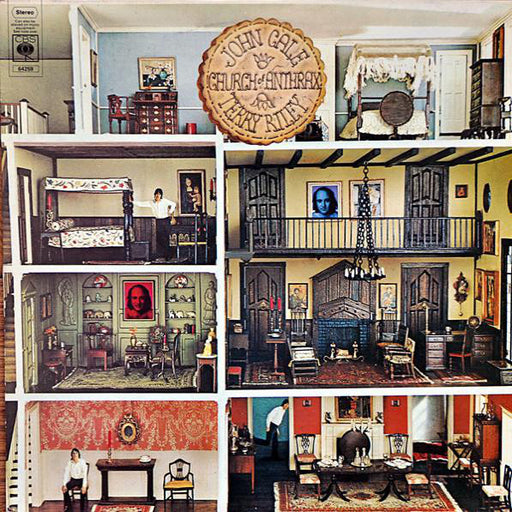 John Cale, Terry Riley – Church Of Anthrax (LP, Vinyl Record Album)