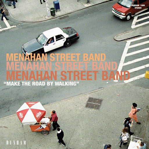 Make The Road By Walking – Menahan Street Band (LP, Vinyl Record Album)