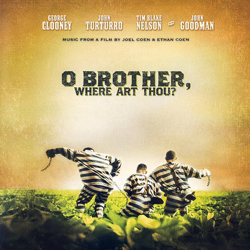 O Brother, Where Art Thou? – Various (Vinyl record)