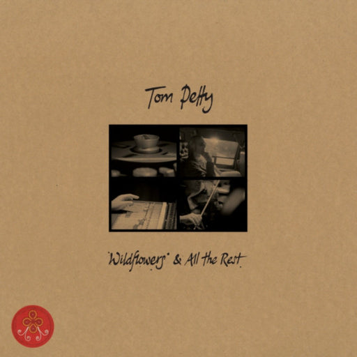 Tom Petty – Wildflowers & All The Rest (LP, Vinyl Record Album)